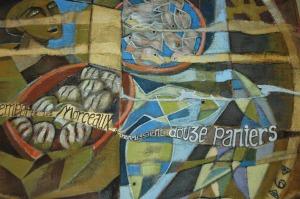 La multiplication des pains et des poissons, Béatrice Signorelli
